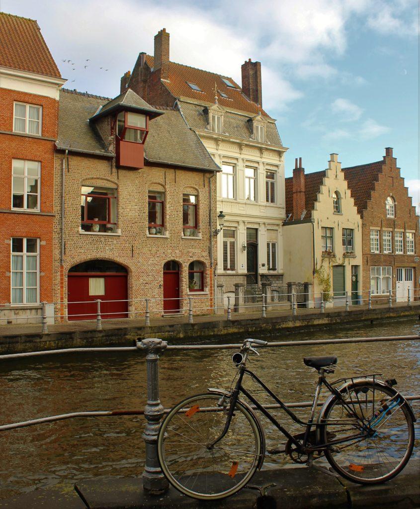 Postcards from Bruges