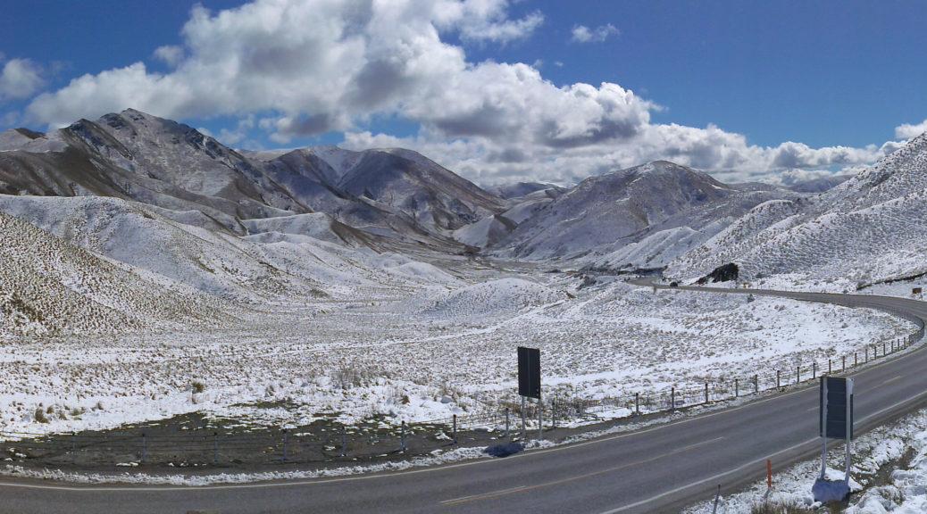Lindus Pass New Zealand